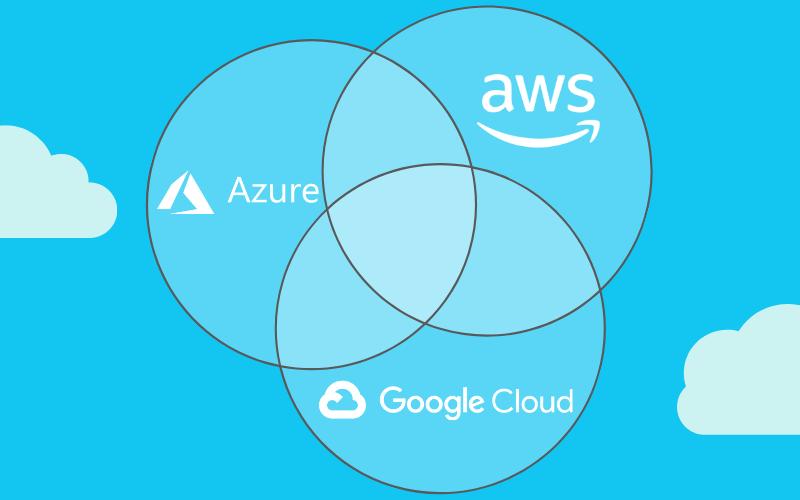 AWS vs. Azure vs. Google Cloud: What To Choose For An Enterprise Cloud Platform?
