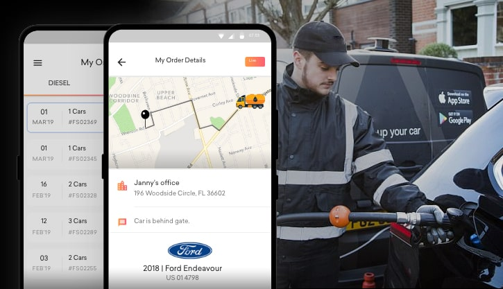 Online Fuel Delivery Apps: Why Are They So Much in Demand?