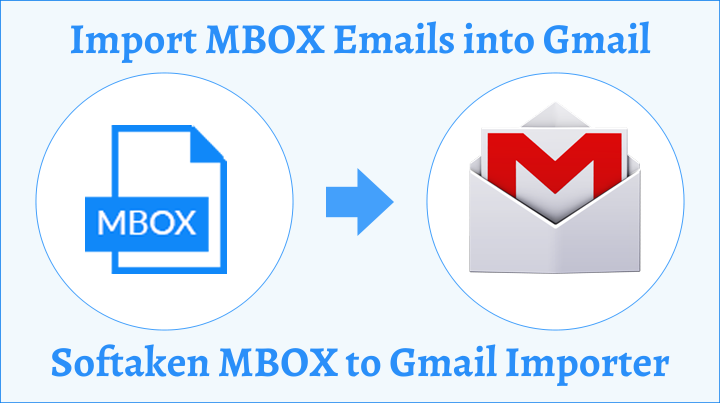 Import MBOX files into Gmail account in any Windows Operating System