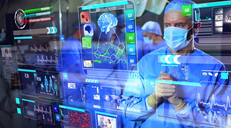 The use of technology in medicine