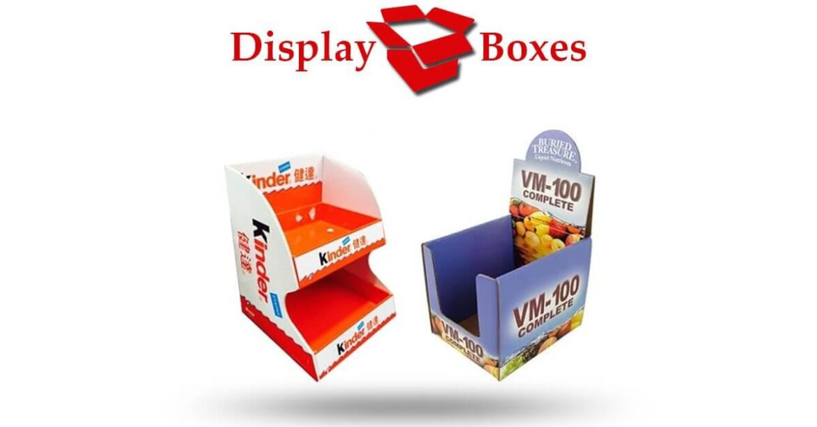 Up raising the value of brand through special display box packaging