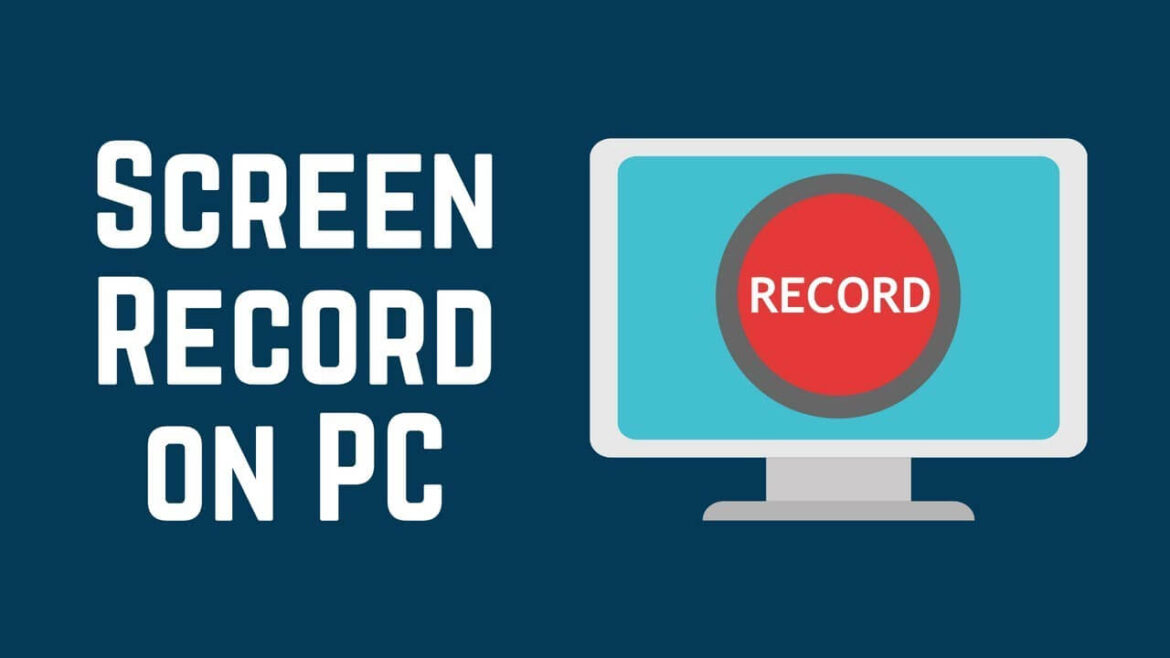 How To Create A Video Using Screen Recorder?