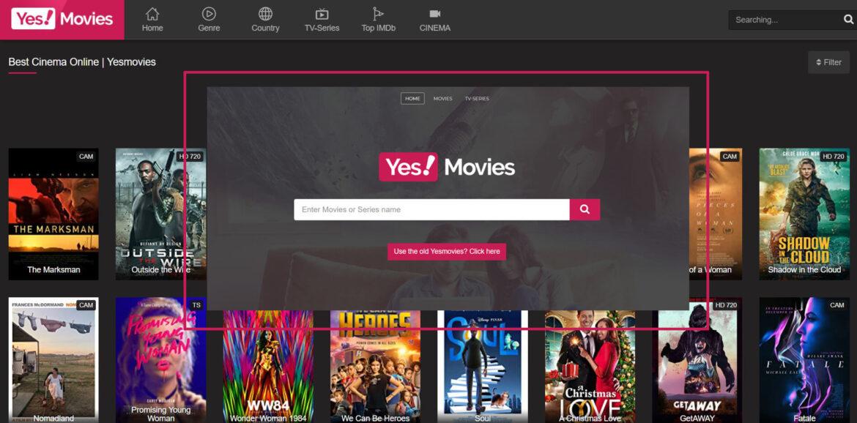 Yesmovies Proxy | Unblock Yesmovies.to mirrors Sites like Yesmovies.io