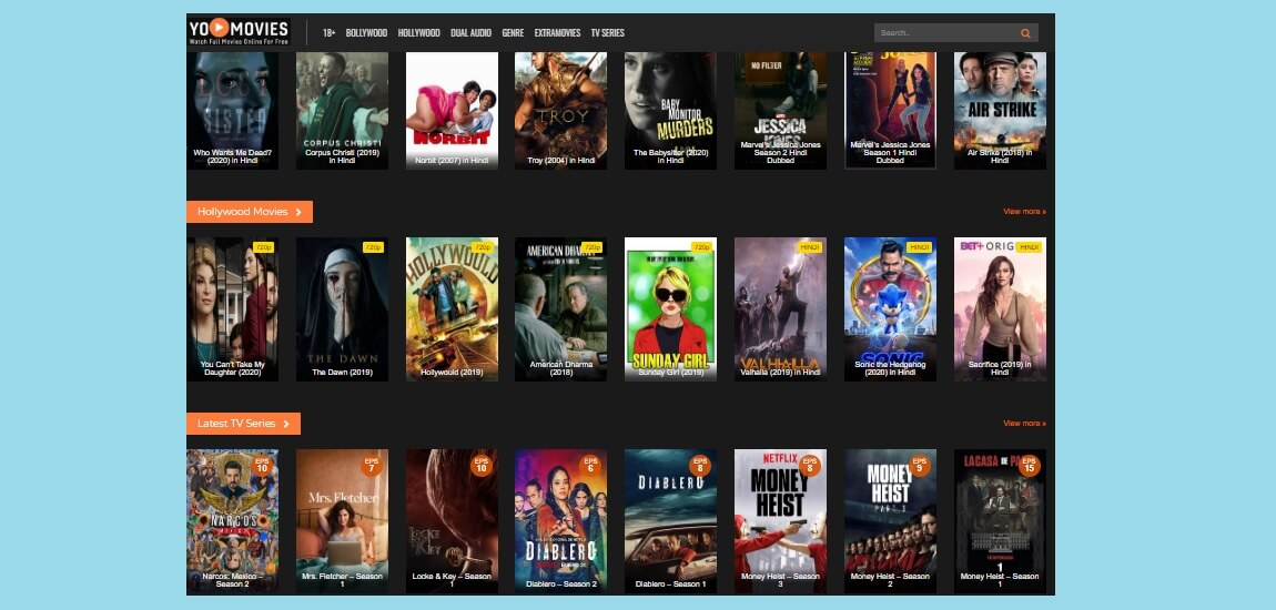 7 Best SubsMovies Alternatives To Watch Free Movies